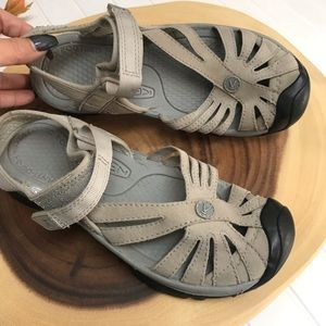 Keen Leather Athletic Sandals